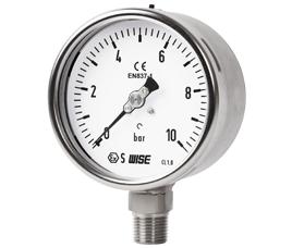Đồng hồ đo áp suất P257 Wise - Wise Vietnam
